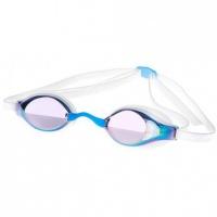 Okulary pływackie Mad Wave Record Breaker Rainbow
