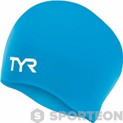 Czepek pływacki TYR Silicone Long