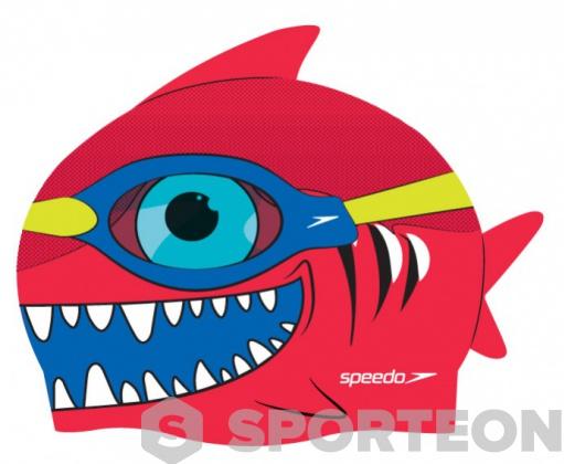 Dziecięcy czepek pływacki Speedo Sea Squad Charakter Cap