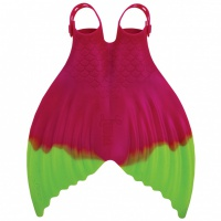 Finis Luna Mermaid monofin red
