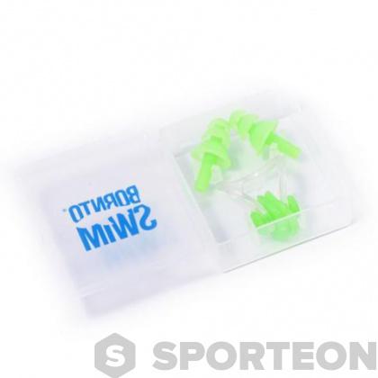 BornToSwim Nose Clip/Earplugs
