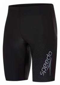 Speedo Gala Logo Jammer Black/Charcoal