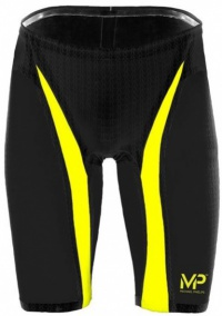 Michael Phelps XPRESSO Jammer Black/Yellow