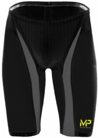 Michael Phelps XPRESSO Jammer Black/Silver