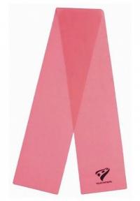 Elastyczna taśma do ćwiczeń Rucanor różowy 0,35mm