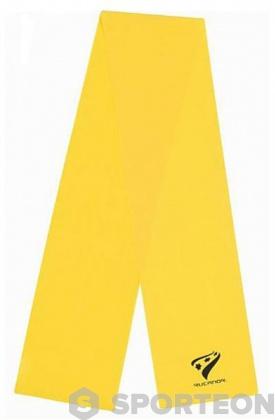 Elastyczna taśma do ćwiczeń Rucanor żółty 0,35mm