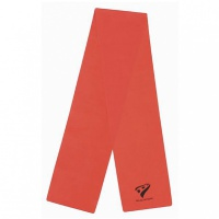 Elastyczna taśma do ćwiczeń Rucanor czerwony 0,65mm