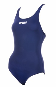 Arena Solid Swim Pro junior navy