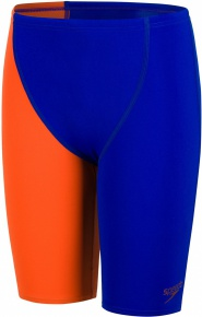 Speedo Fastskin Endurance+ High Waisted Jammer Boy Ultrasonic/Salso