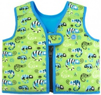Splash About Go Splash Swim Vest Green Gecko