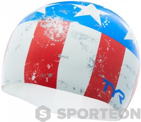 Tyr Easy Glider Swim Cap