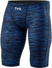 Tyr Thresher Baja Male Short Blue