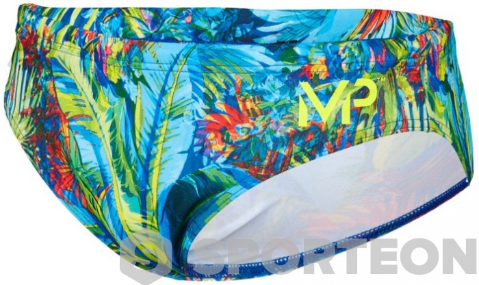 Michael Phelps Oasis Slip Multicolor