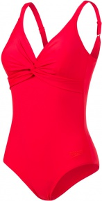 Speedo Brigitte 1 Piece Fed Red