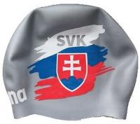 Arena Moulded Cap Slovak Flag