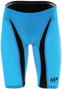 Michael Phelps Xpresso man blue
