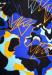 Speedo Lava Dive Allover Panel Jammer Boy Black/Amparo Blue/Fluo Orange