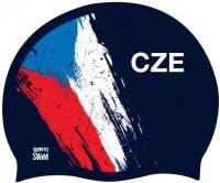 BornToSwim CZE Swimming Cap