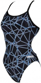 Arena Carbonics Pro Challenge Back One Piece Black
