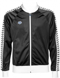 Arena M Relax IV Team Jacket Black/White