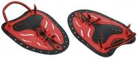 Aquafeel Paddles Red/Black