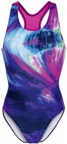 Aquafeel Water Waves Aquafeelback Blue/Pink