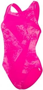 Speedo Boomstar Placement Flyback Electric Pink/Galinda