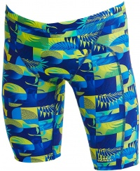 Funky Trunks Magnum Pi Training Jammer Boys