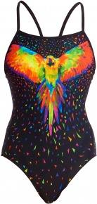 Funkita Lovebird Single Strap One Piece