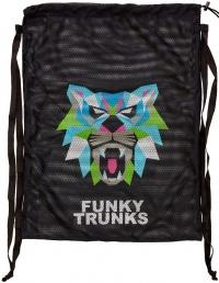 Funky Trunks Predator Geo Mesh Gear Bag