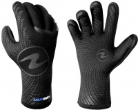 Aqualung Dry Gloves Liquid Seams 3mm Black