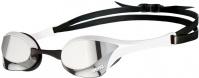 Arena Cobra Ultra Swipe Mirror Czarny/Srebrny