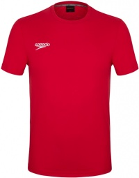 Speedo Small Logo T-Shirt Red