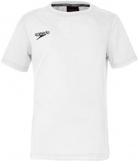 Speedo Small Logo T-Shirt Junior White