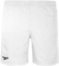 Speedo Tech Short White