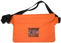 Swim Secure Waterproof Bum Bag Pomarańczowy