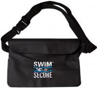 Swim Secure Waterproof Bum Bag Czarny