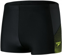 Speedo Dive Aquashort Black/Oxid Grey/Fluo Yellow