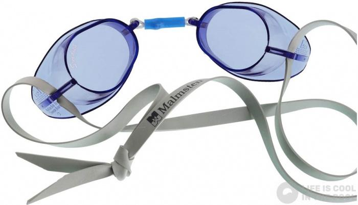 Okulary pływackie szwedki Malmsteid Swedish