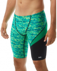 Tyr Agon Wave Jammer Green