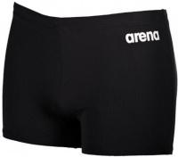 Arena Solid Short Junior Black/White