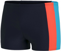 Speedo Colourblock Aquashort Volcanic Orange/Hypersonic Blue