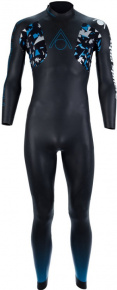 Aqua Sphere Aquaskin Fullsuit V3 Men Black/Blue