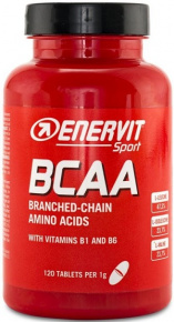 Enervit BCAA 120 Tablets