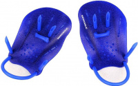 Swimaholic Training Paddles Blue